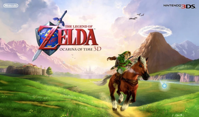 the-legend-of-zelda-ocarina-of-time-3d-wallpaper1